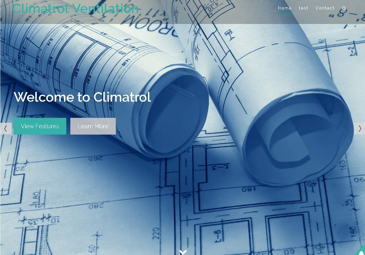 Model site prezentare - climatrol.eu