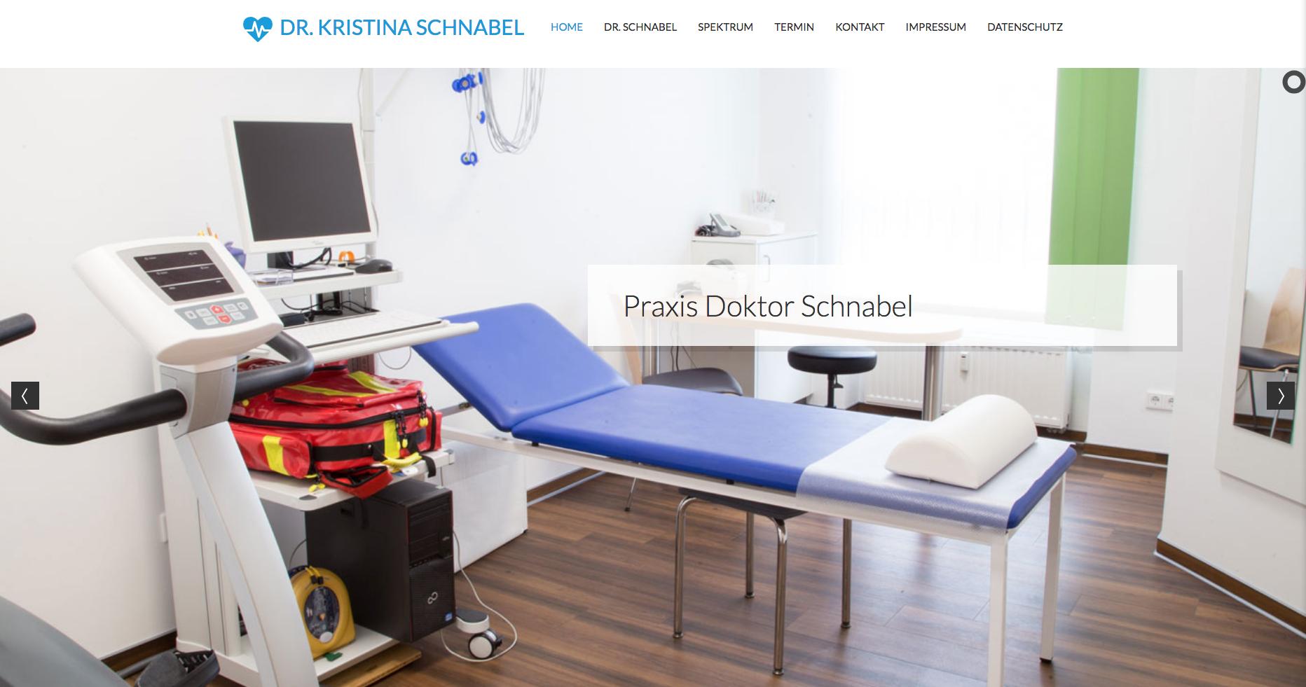 Site prezentare si programari pentru medici Germania