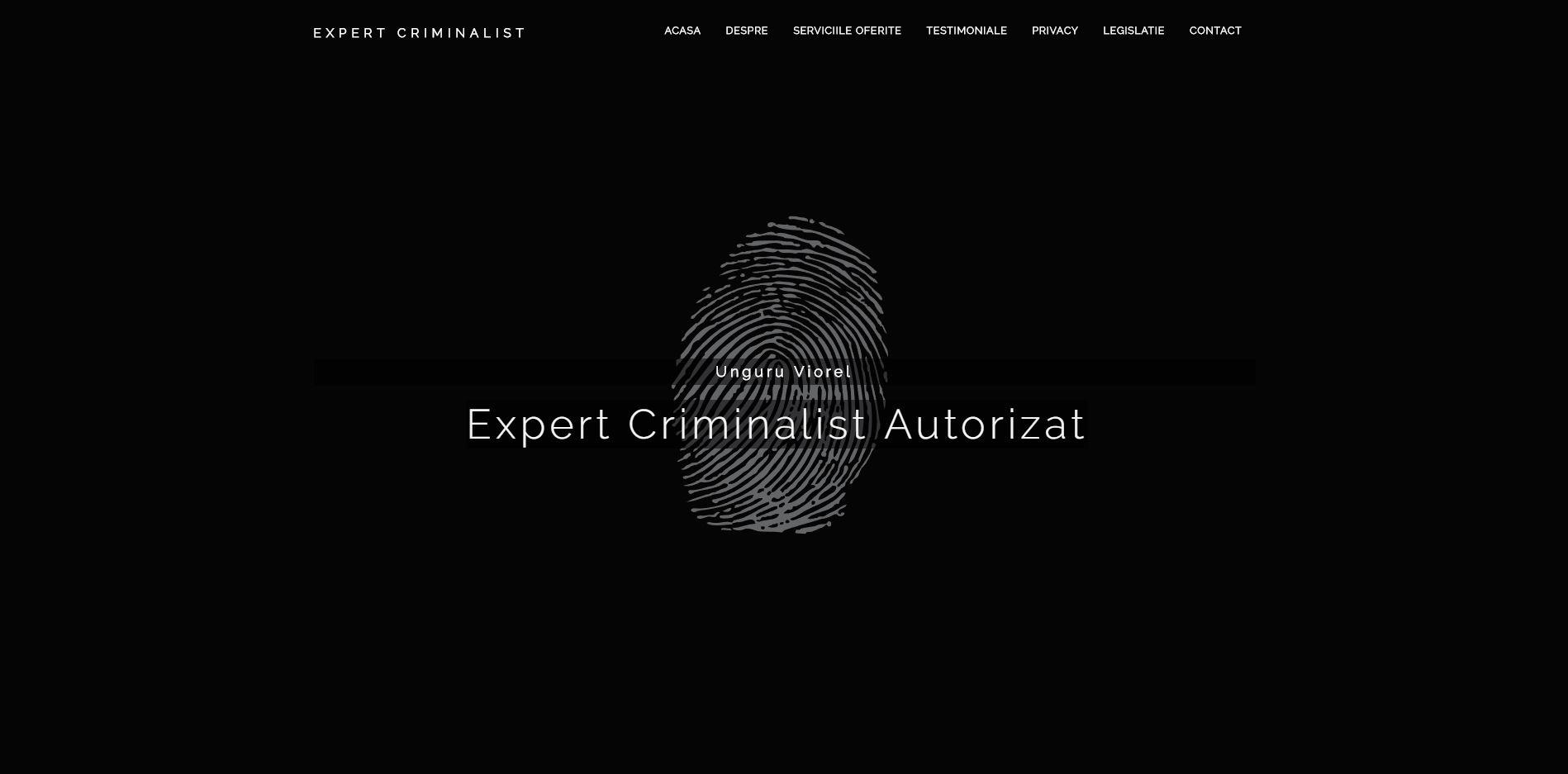 Expertul Criminalist