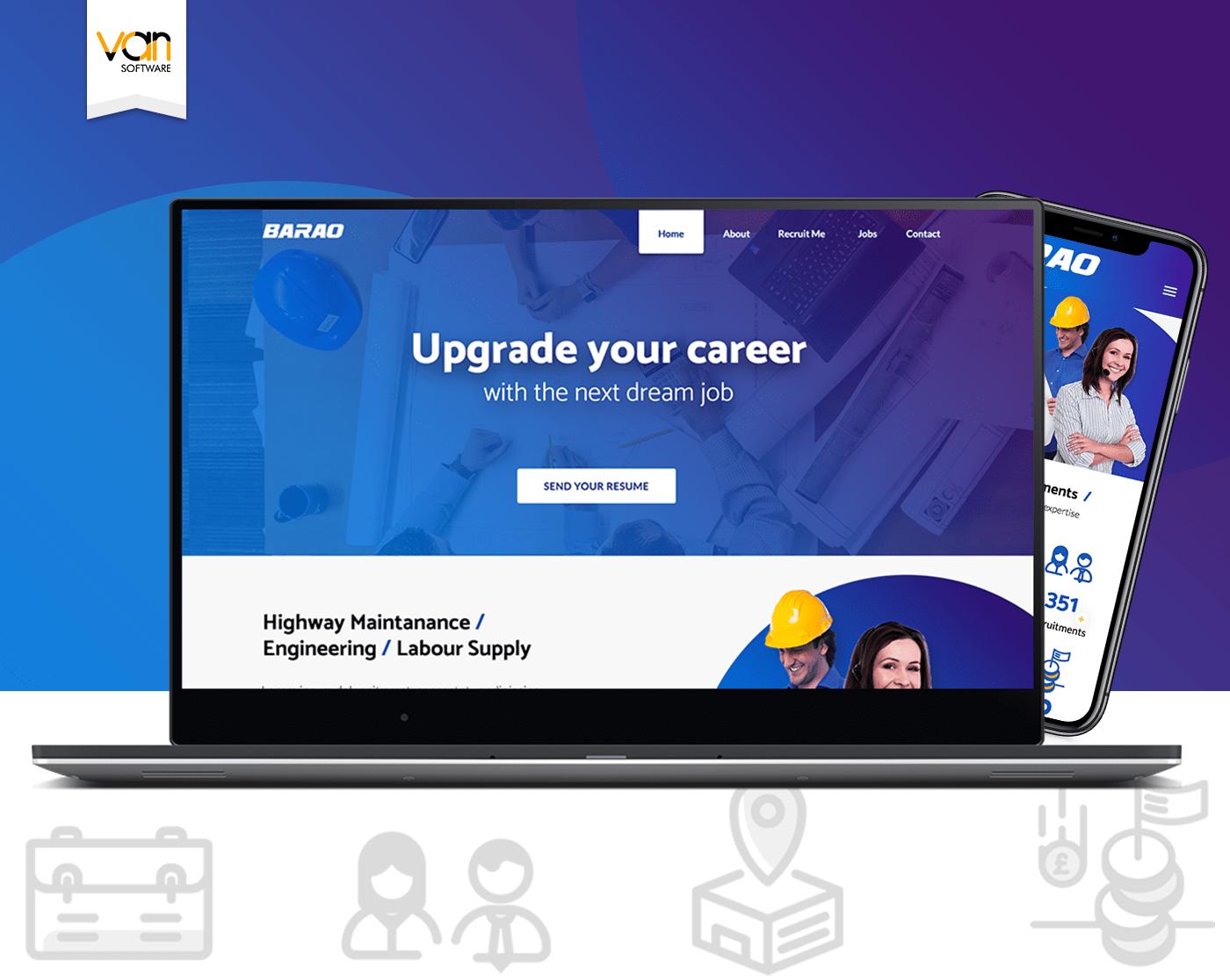 Website Recruitment Company