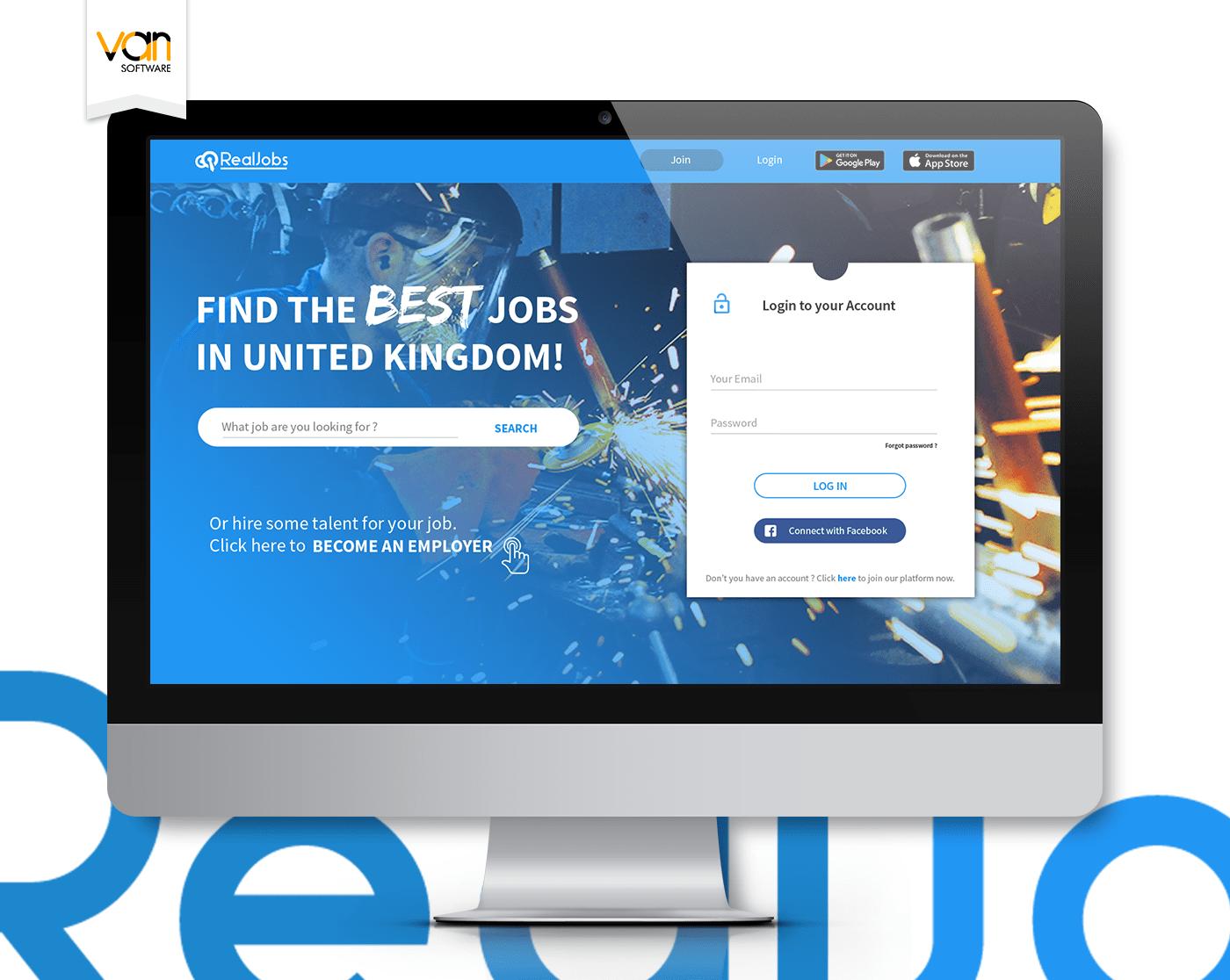 Website Job Platform