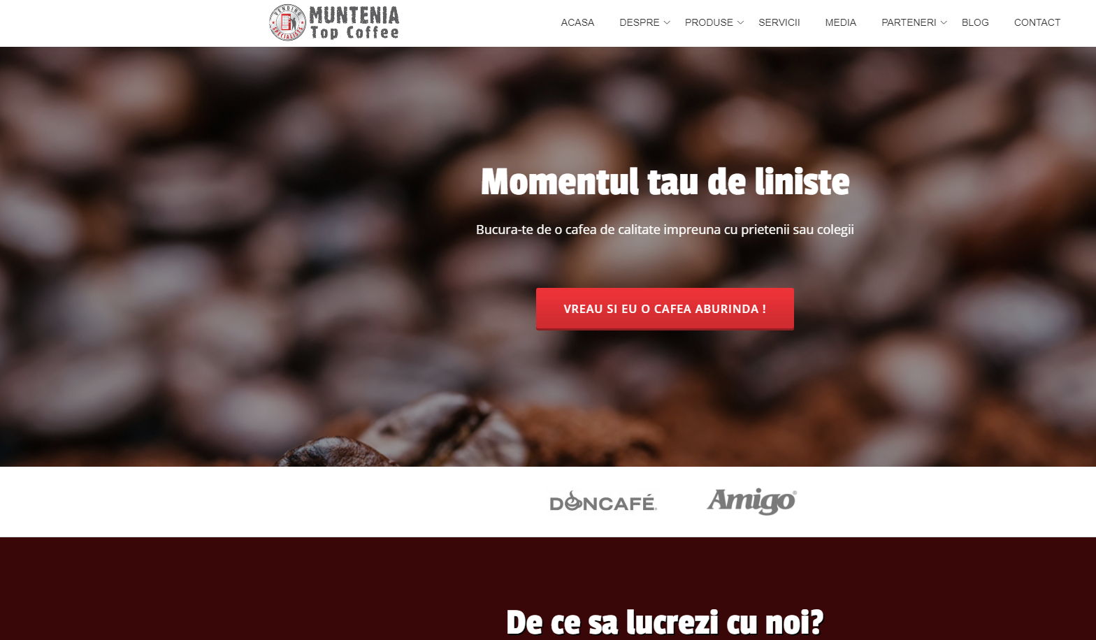Presentation Website