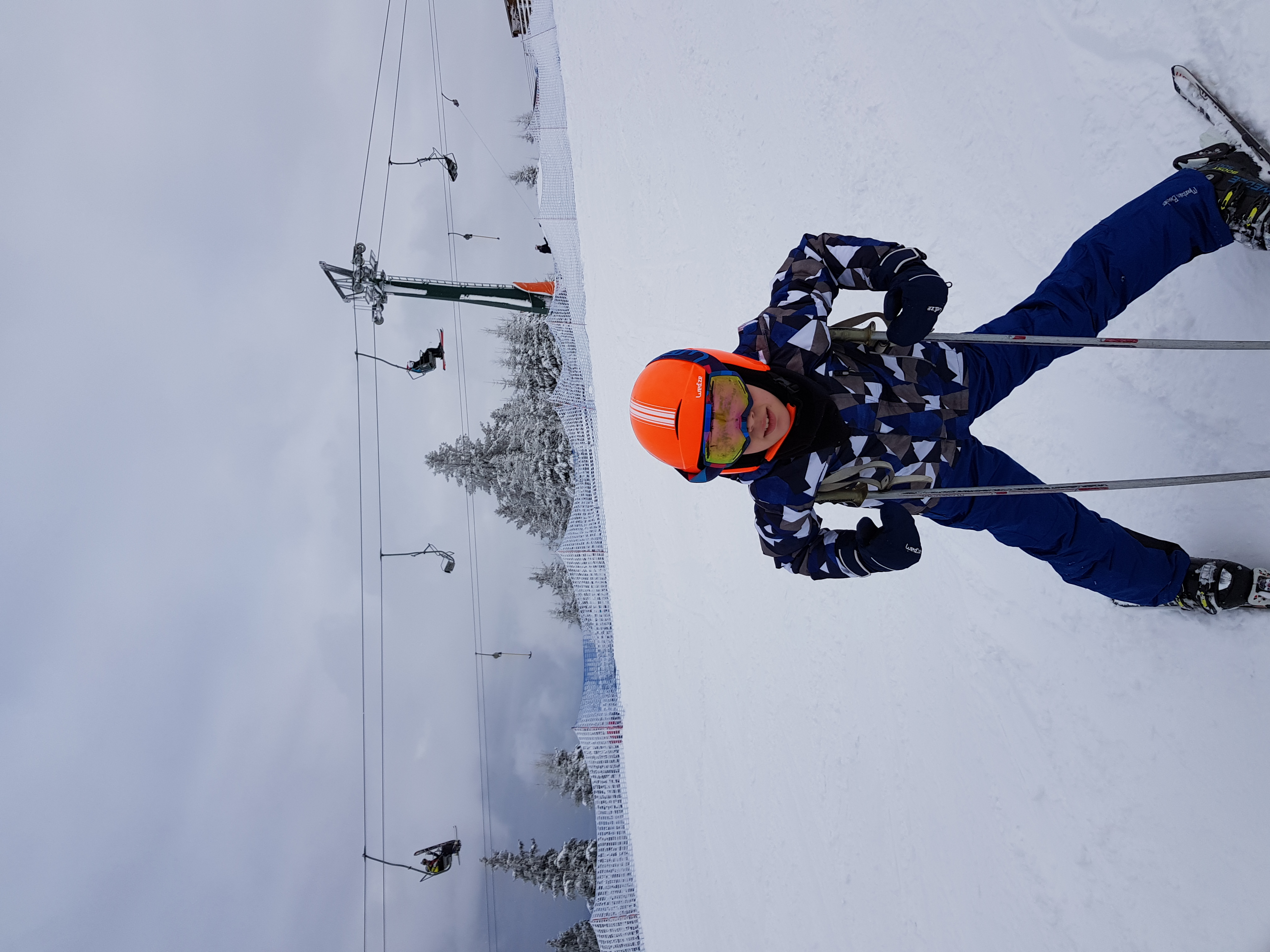 Instructor ski Arena Platos