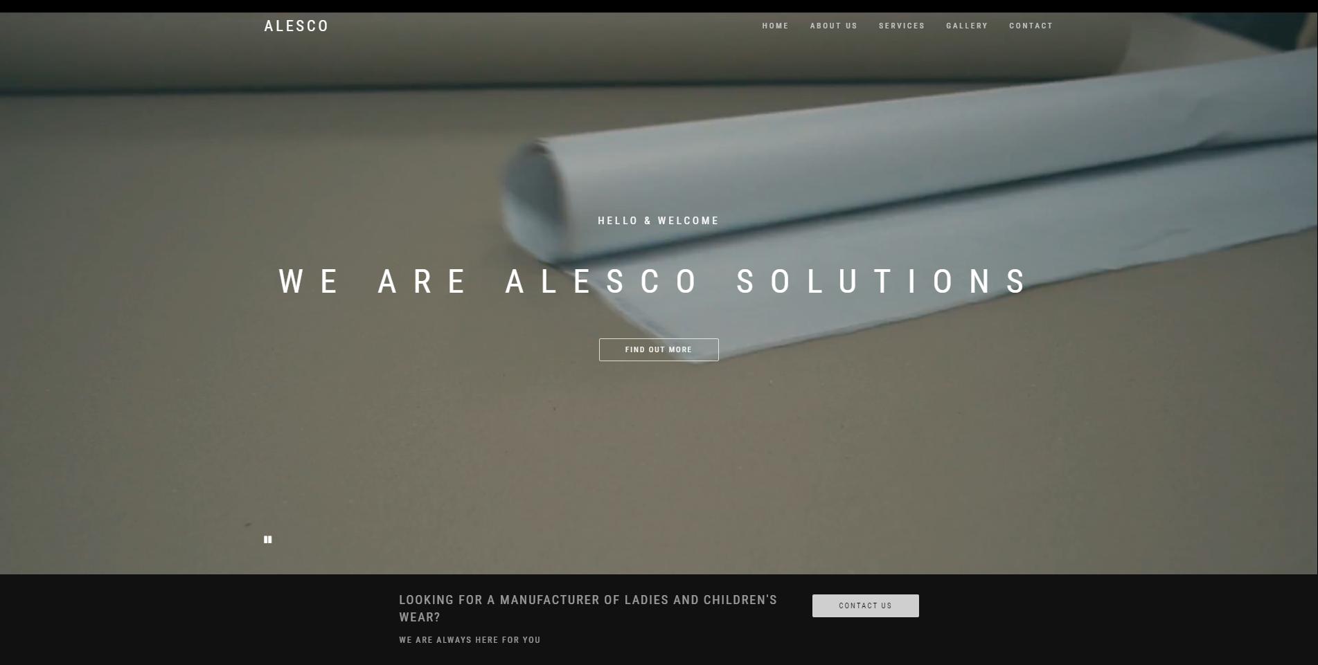 Website Fabrica Textile