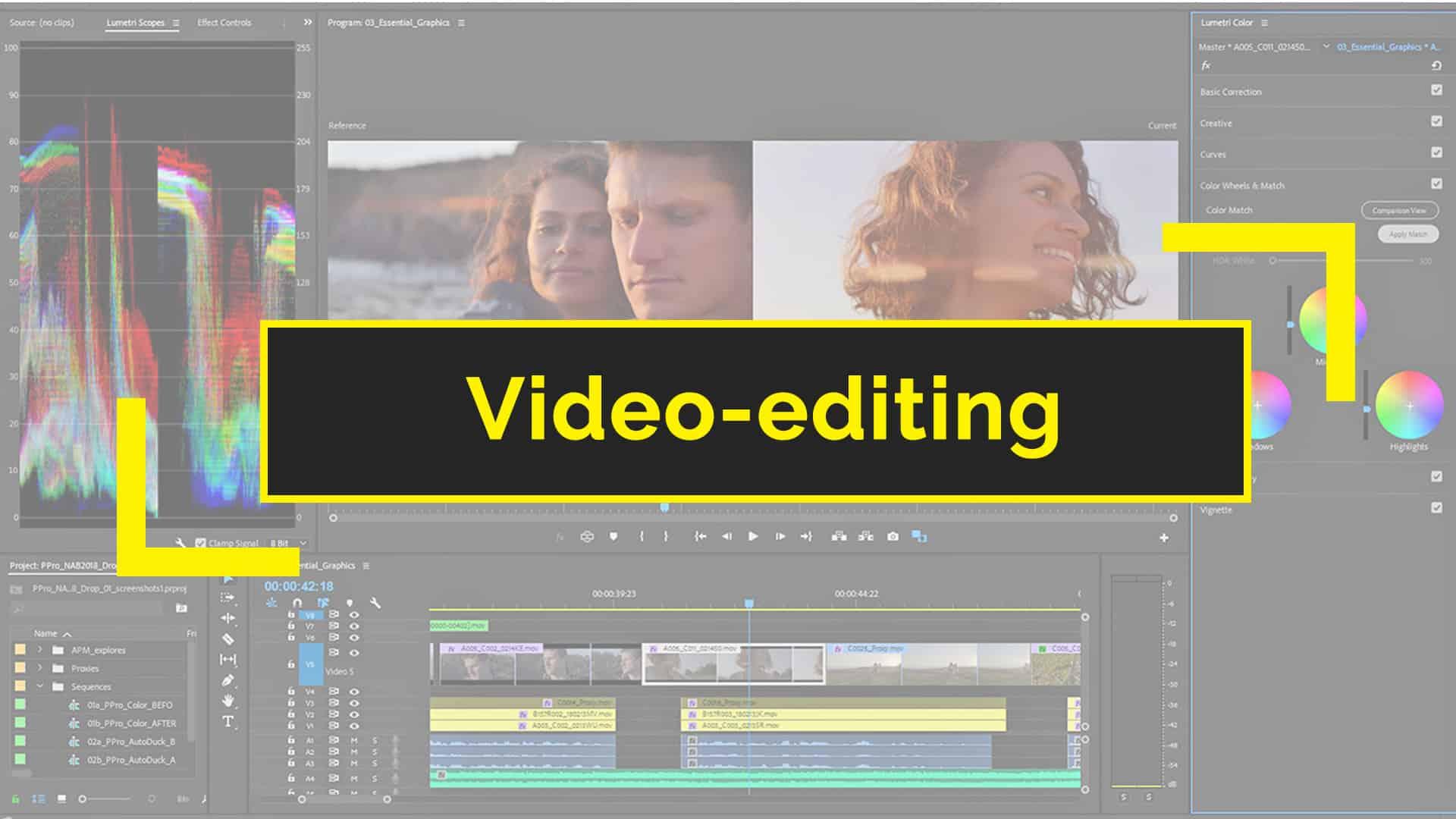 Producții video