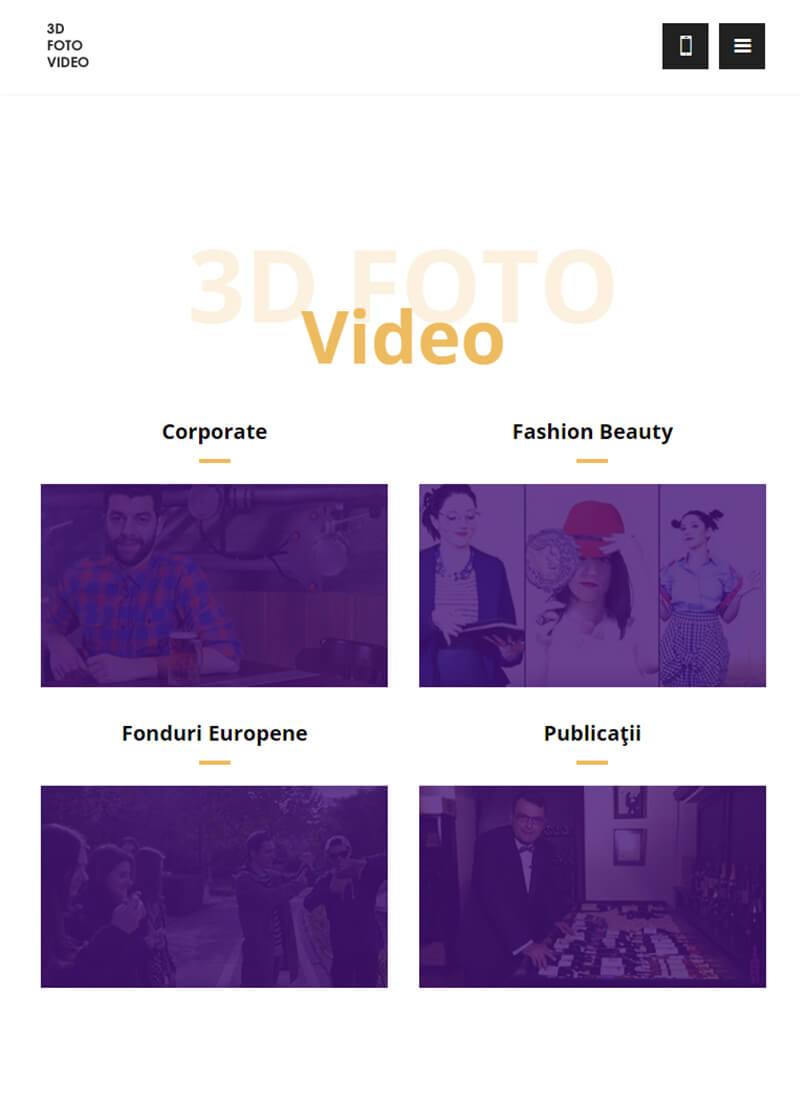 Portofoliu Site-uri Web Realizate