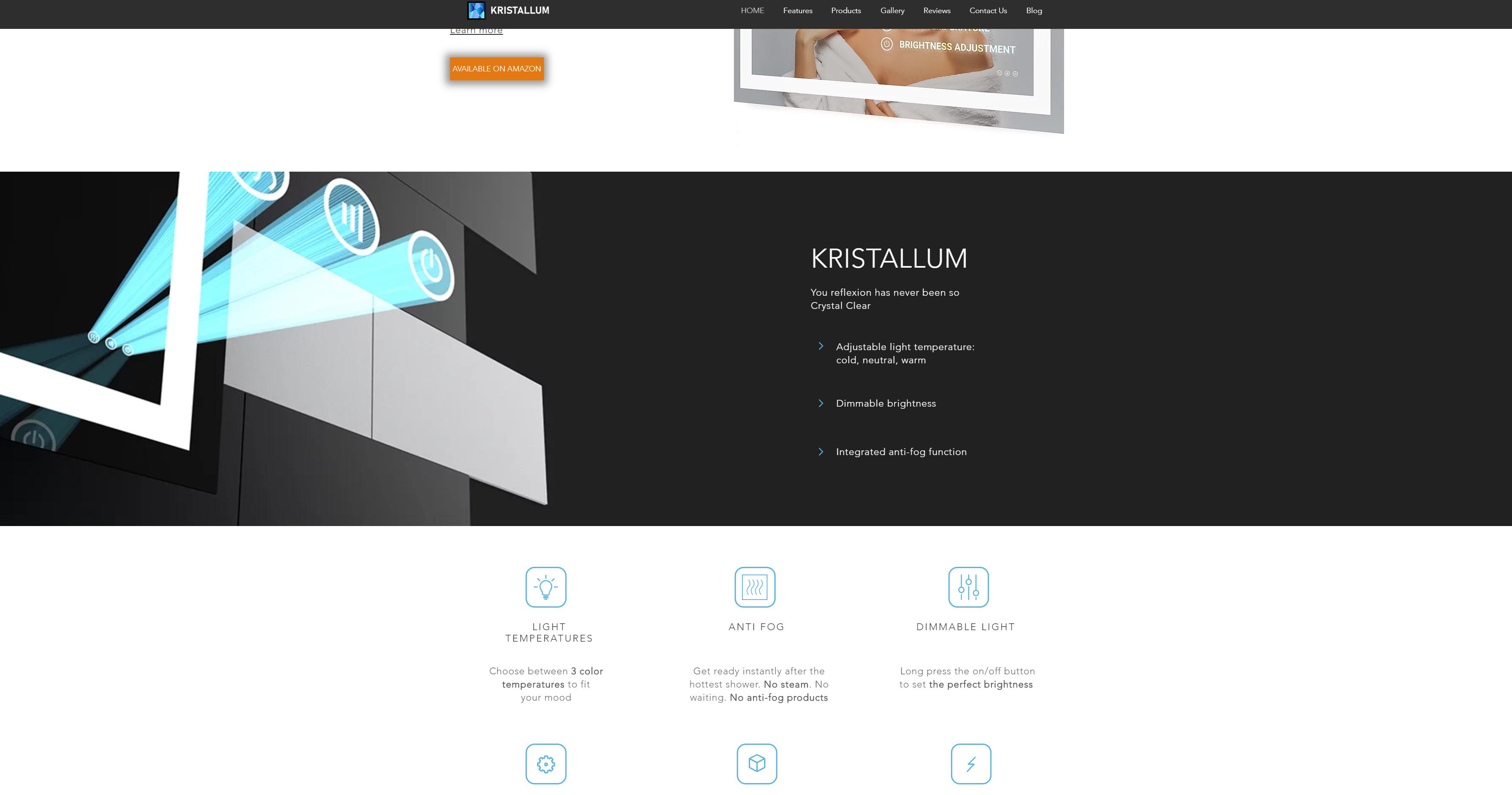 Design si creare continut site WIX
