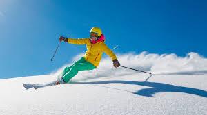 Instructor ski